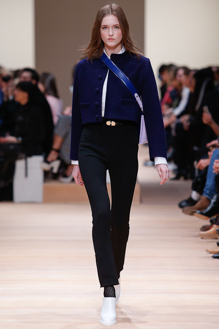 Carven Ready to Wear FW 2015 PFW (5)