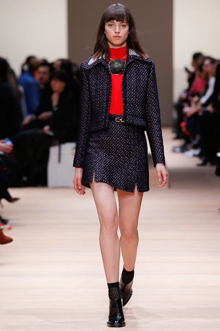 Carven Ready to Wear FW 2015 PFW (9)