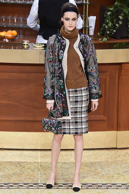 Chanel Ready to Wear FW 2015 PFW (12)