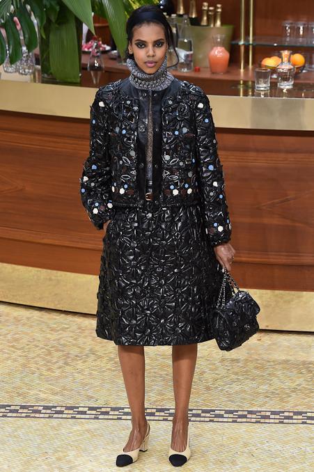 Chanel Ready to Wear FW 2015 PFW (21)