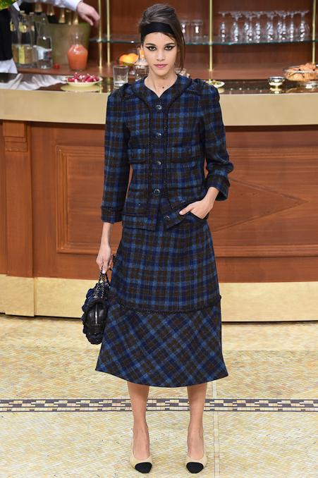 Chanel Ready to Wear FW 2015 PFW (26)