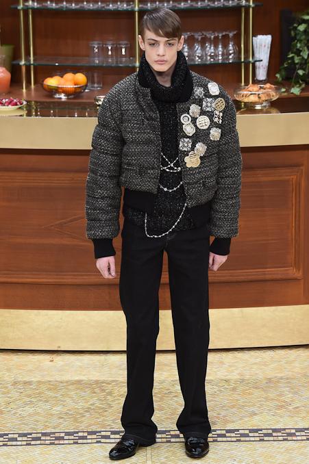 Chanel Ready to Wear FW 2015 PFW (35)