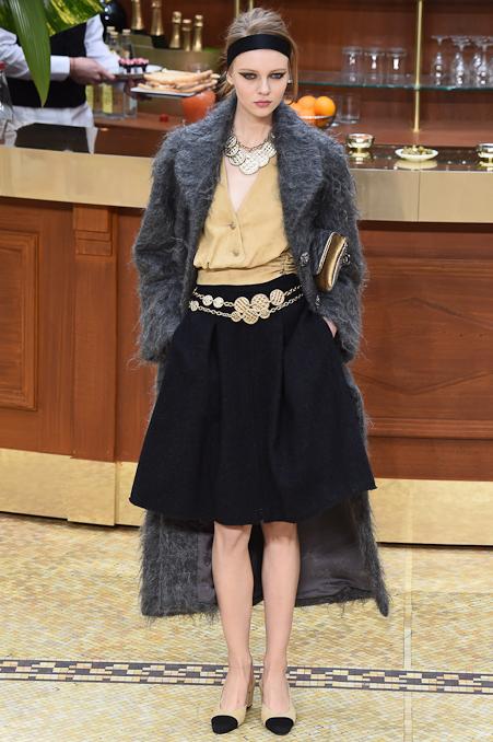 Chanel Ready to Wear FW 2015 PFW (39)