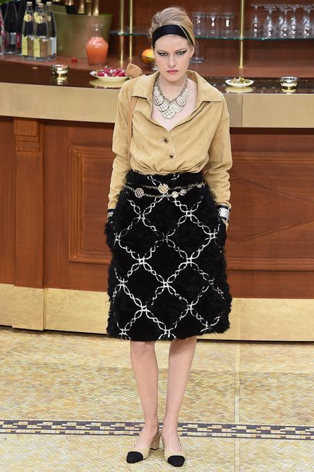 Chanel Ready to Wear FW 2015 PFW (41)