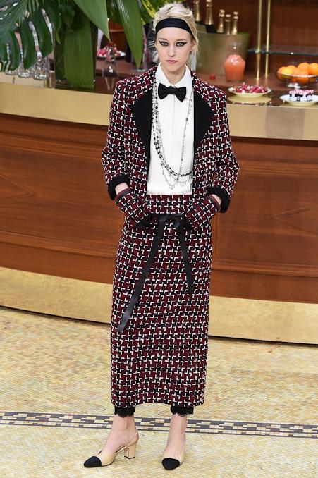 Chanel Ready to Wear FW 2015 PFW (47)
