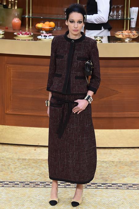 Chanel Ready to Wear FW 2015 PFW (49)
