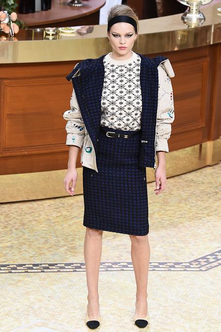 Chanel Ready to Wear FW 2015 PFW (5)