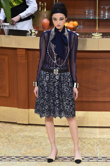 Chanel Ready to Wear FW 2015 PFW (50)