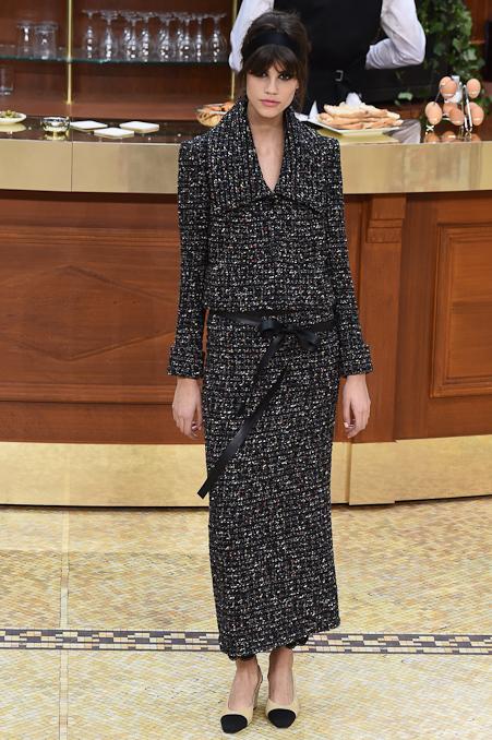 Chanel Ready to Wear FW 2015 PFW (54)