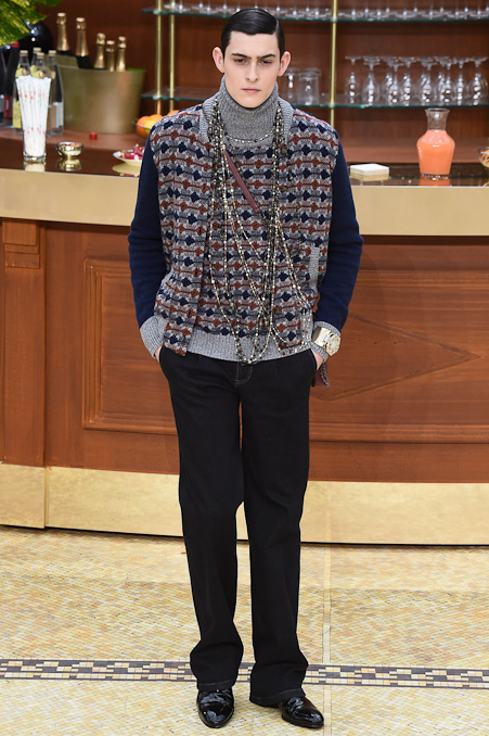 Chanel Ready to Wear FW 2015 PFW (63)