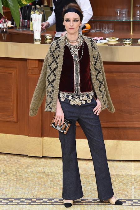 Chanel Ready to Wear FW 2015 PFW (68)