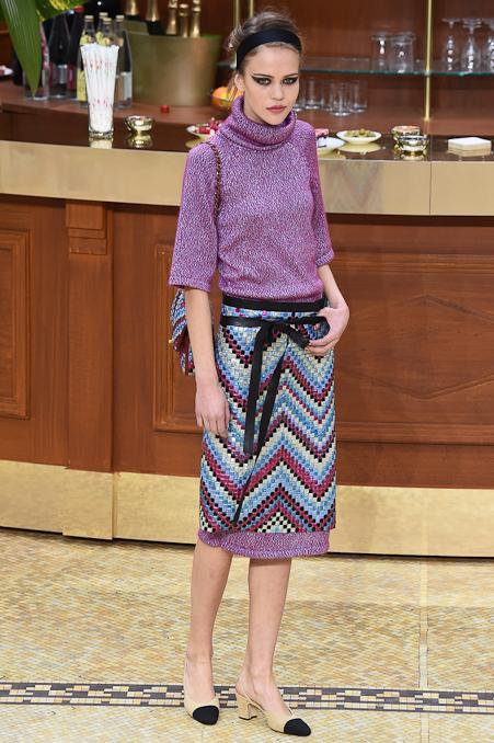Chanel Ready to Wear FW 2015 PFW (80)