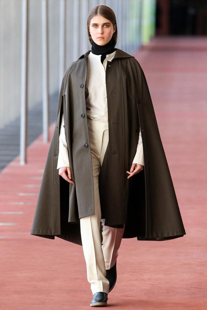 Christophe Lemaire Ready to Wear FW 2015 PFW (18)