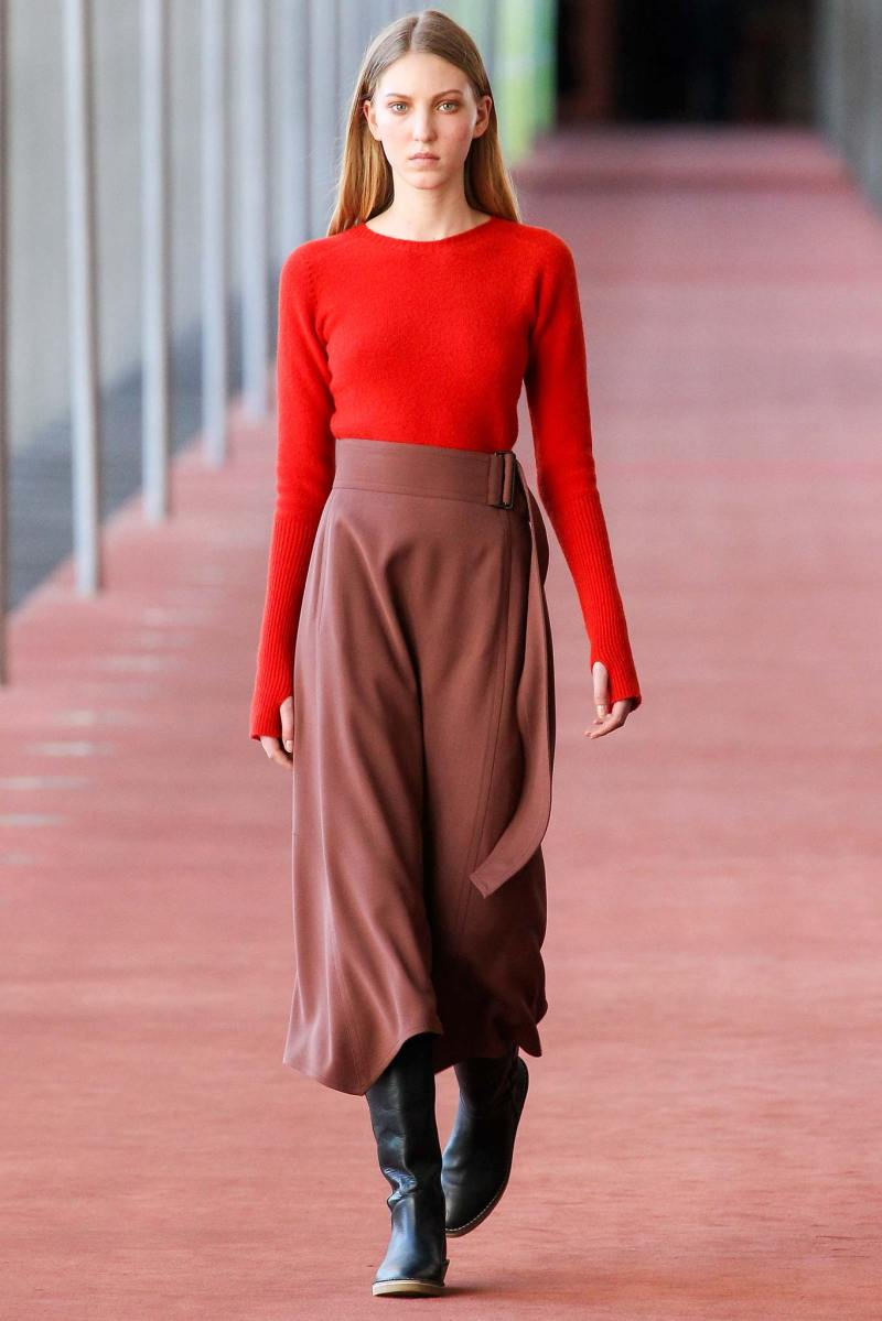 Christophe Lemaire Ready to Wear FW 2015 PFW (19)