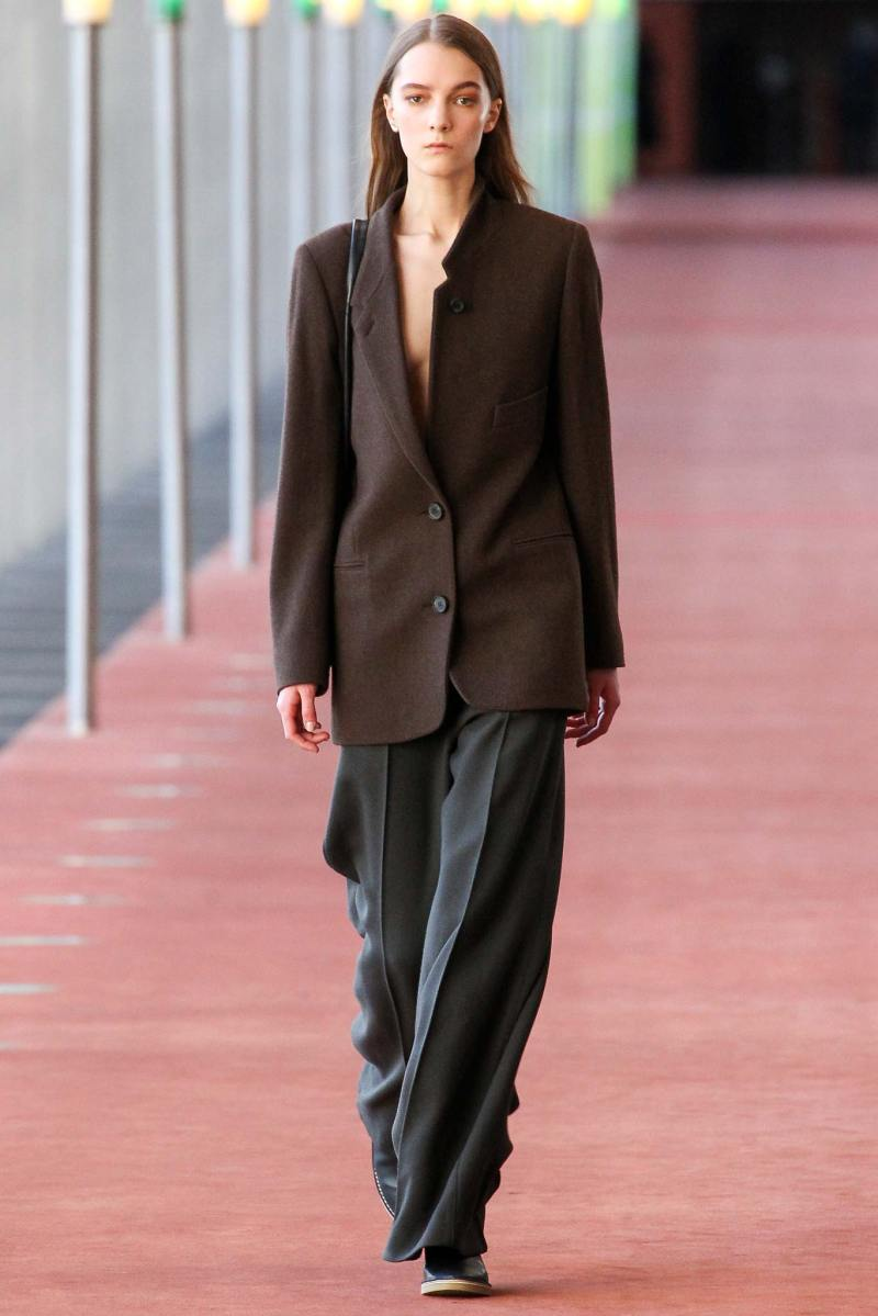 Christophe Lemaire Ready to Wear FW 2015 PFW (20)