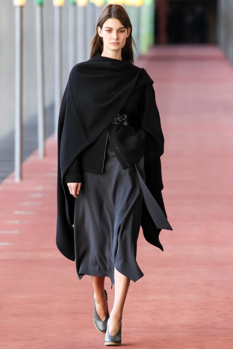 Christophe Lemaire Ready to Wear FW 2015 PFW (22)