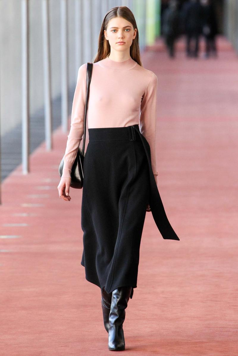Christophe Lemaire Ready to Wear FW 2015 PFW (3)