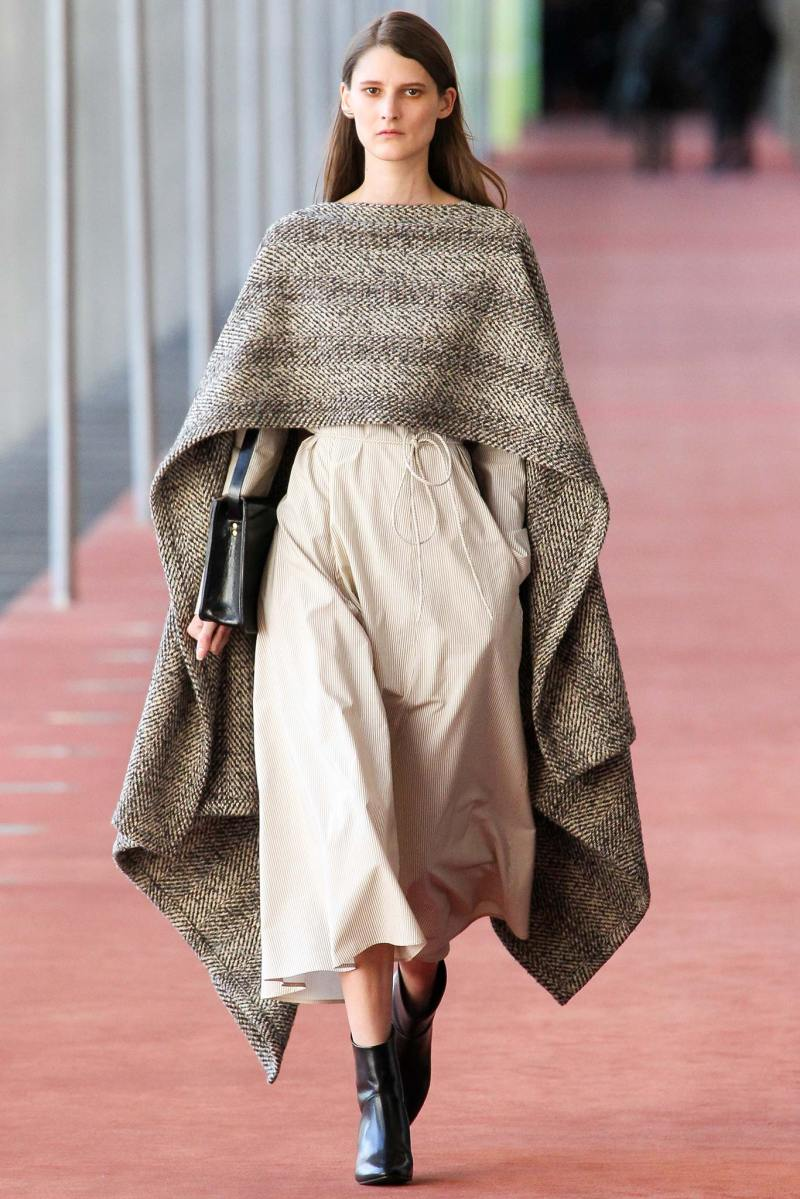 Christophe Lemaire Ready to Wear FW 2015 PFW (4)