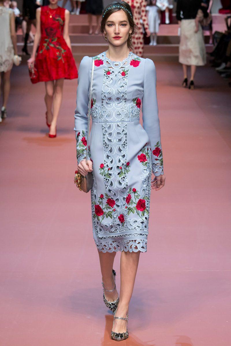 Dolce & Gabbana Ready to Wear FW 2015 MFW (19)