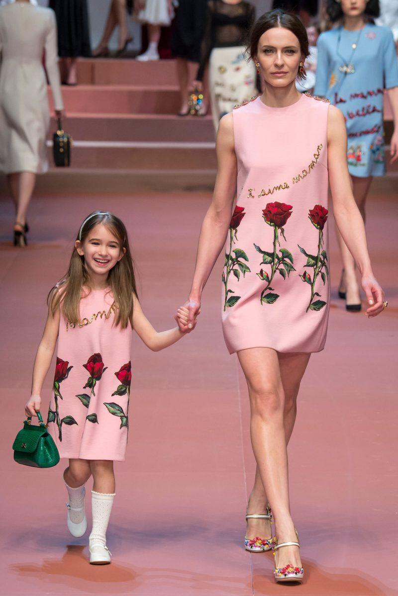 Dolce & Gabbana Ready to Wear FW 2015 MFW (29)