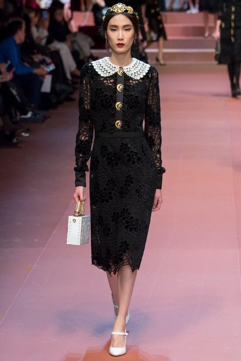Dolce & Gabbana Ready to Wear FW 2015 MFW (35)