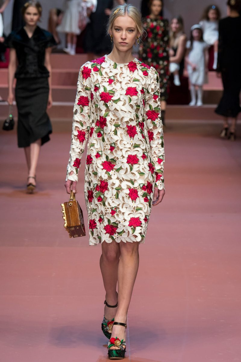 Dolce & Gabbana Ready to Wear FW 2015 MFW (59)