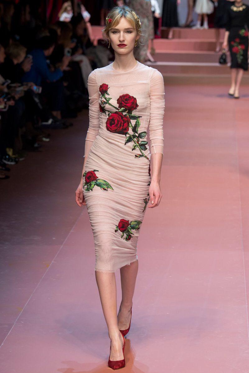 Dolce & Gabbana Ready to Wear FW 2015 MFW (66)