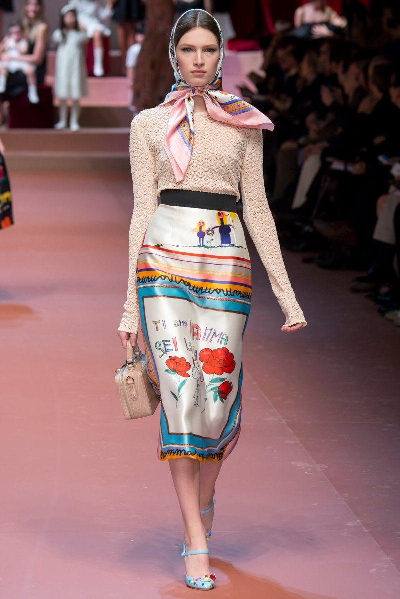 Dolce & Gabbana Ready to Wear FW 2015 MFW (83)