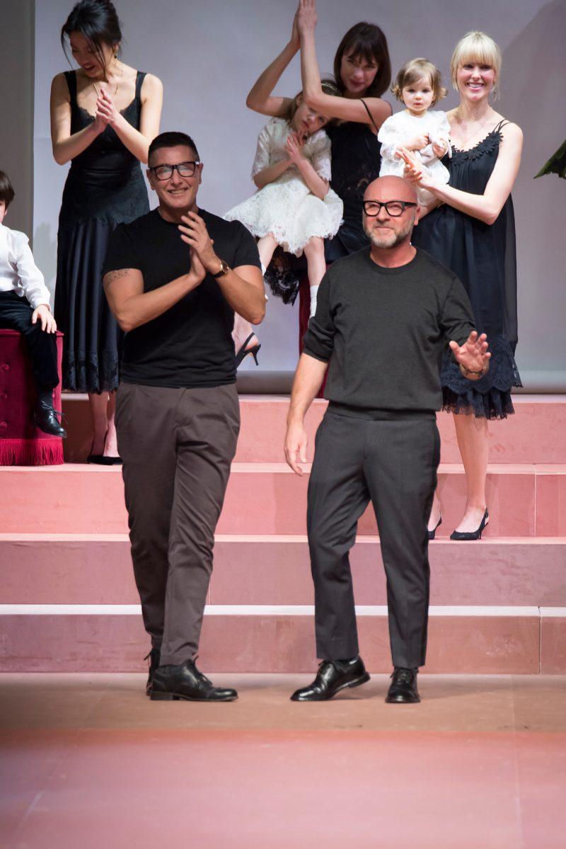 Dolce & Gabbana Ready to Wear FW 2015 MFW (91)