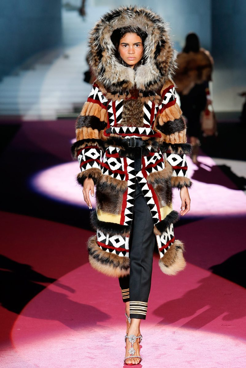 Dsquared² Ready to Wear FW 2015 MFW (15)