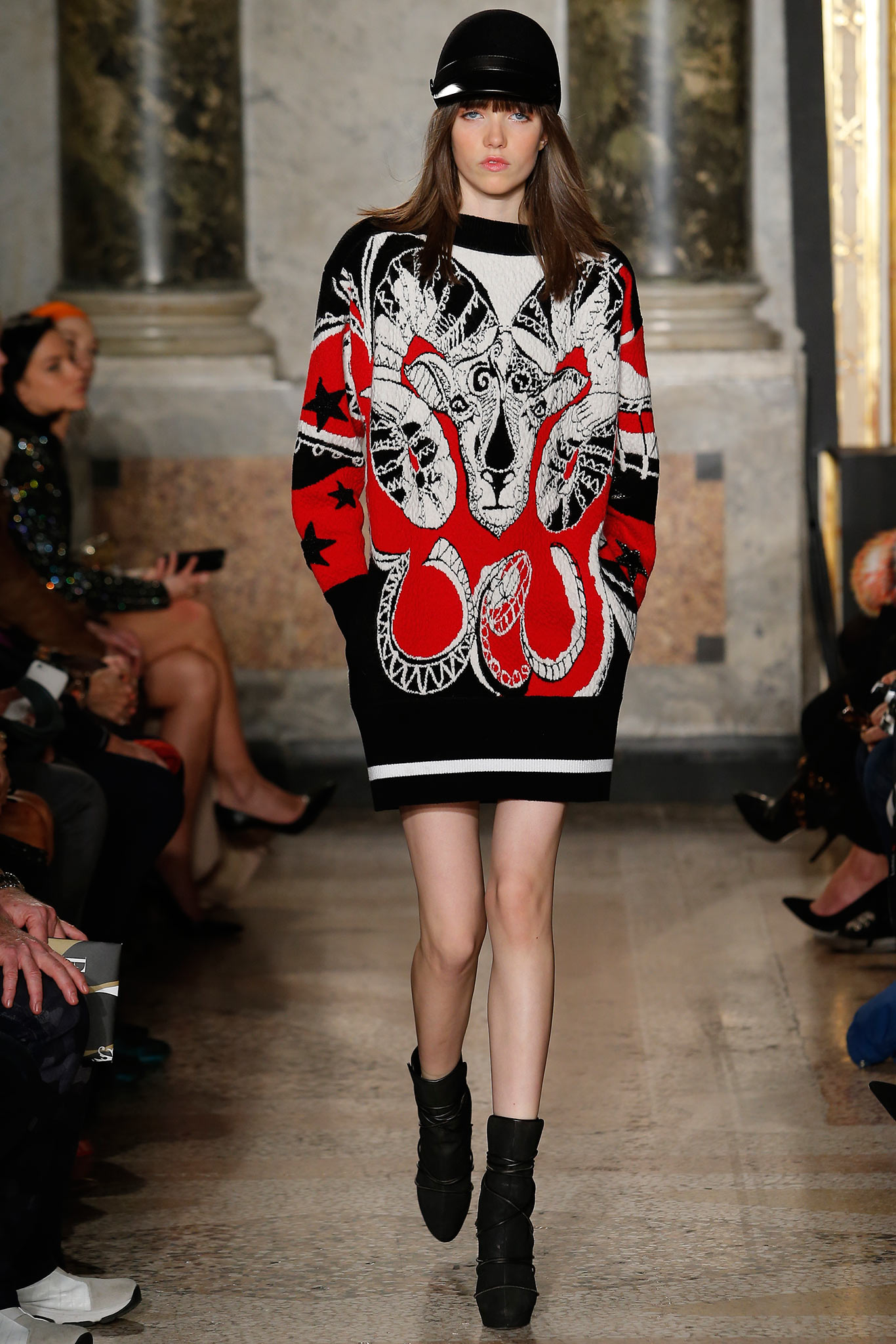 Emilio Pucci Ready to Wear F/W 2015 MFW
