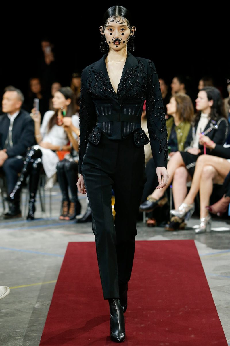 Givenchy Ready to Wear FW 2015 PFW (16)