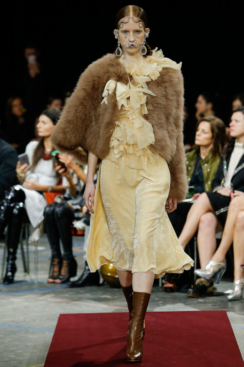 Givenchy Ready to Wear FW 2015 PFW (17)