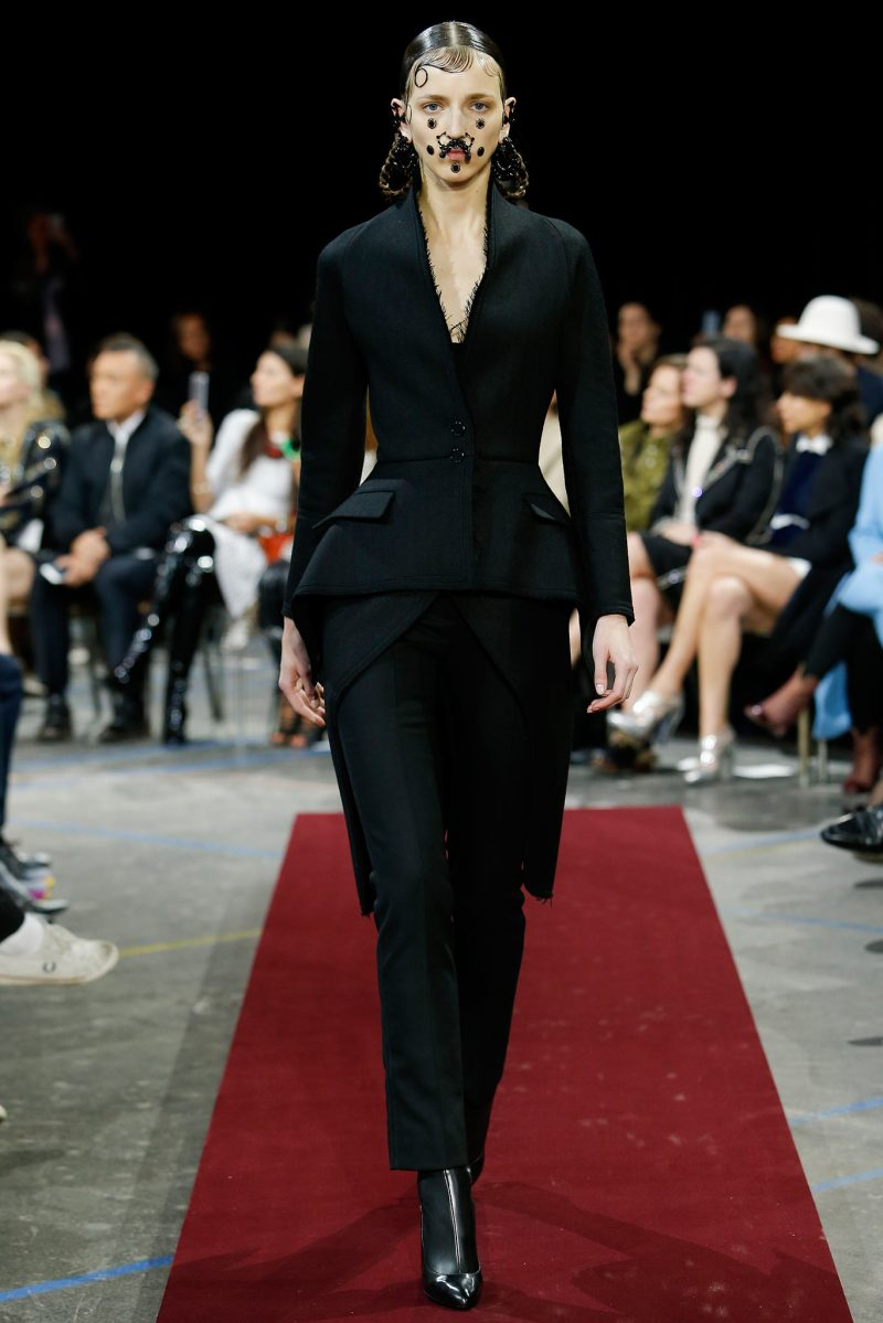 Givenchy Ready to Wear FW 2015 PFW (22)