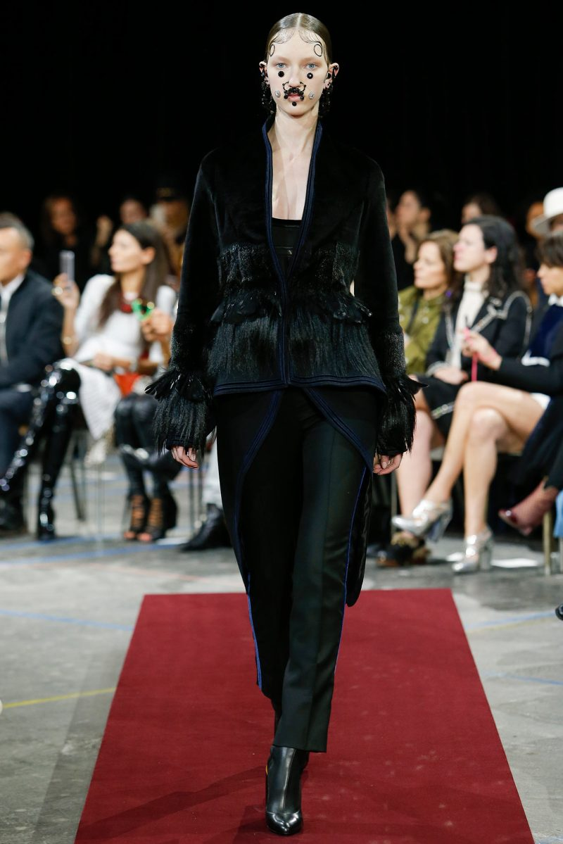 Givenchy Ready to Wear FW 2015 PFW (23)
