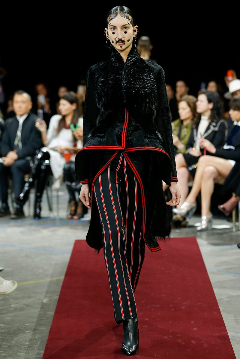 Givenchy Ready to Wear FW 2015 PFW (26)