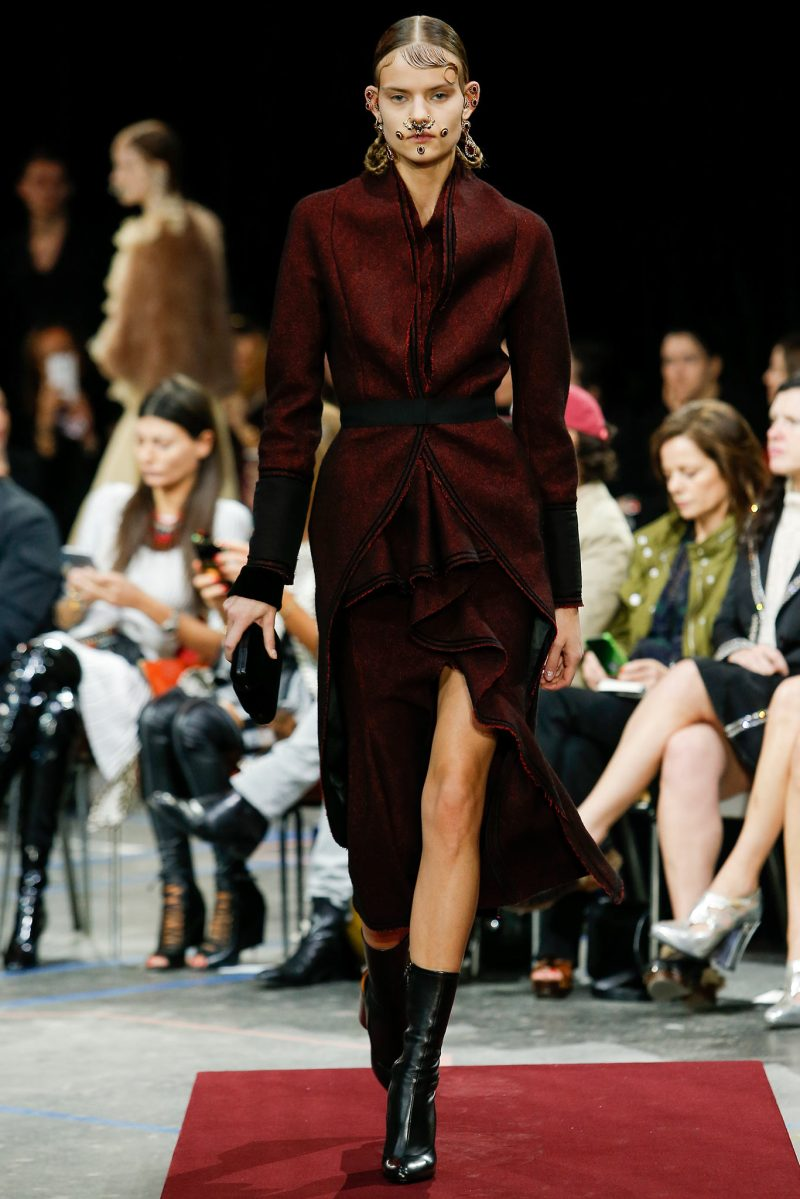 Givenchy Ready to Wear FW 2015 PFW (29)