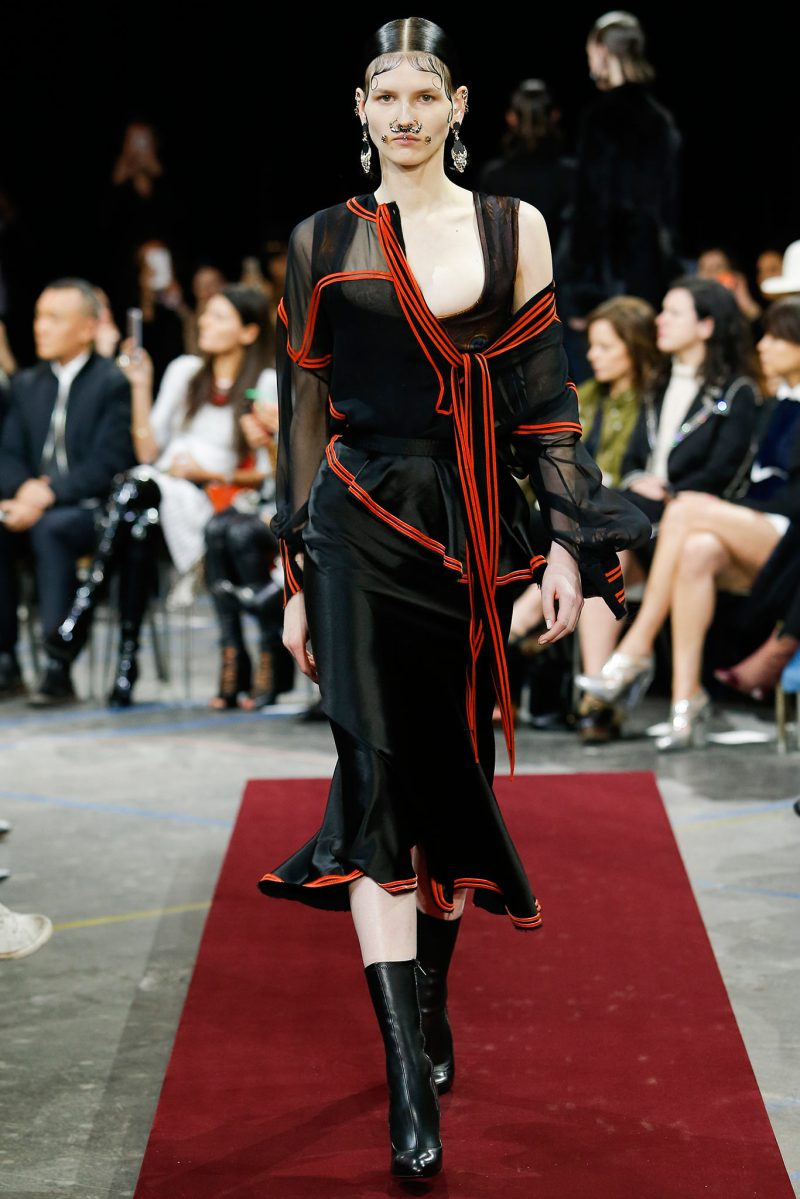 Givenchy Ready to Wear FW 2015 PFW (33)