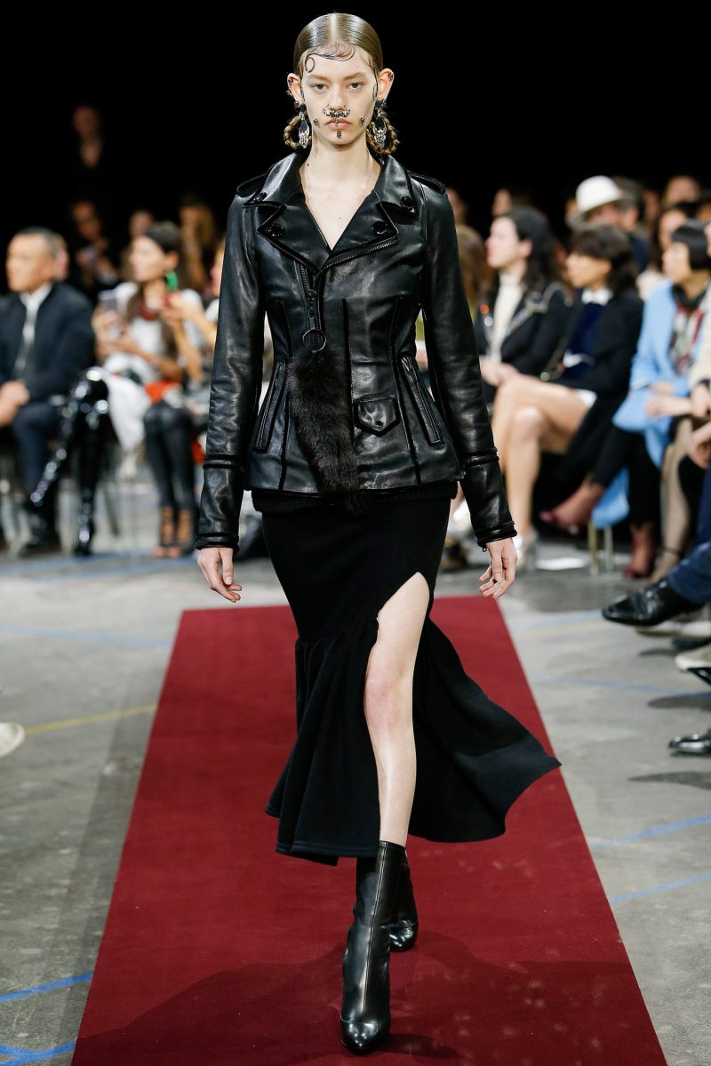 Givenchy Ready to Wear FW 2015 PFW (41)