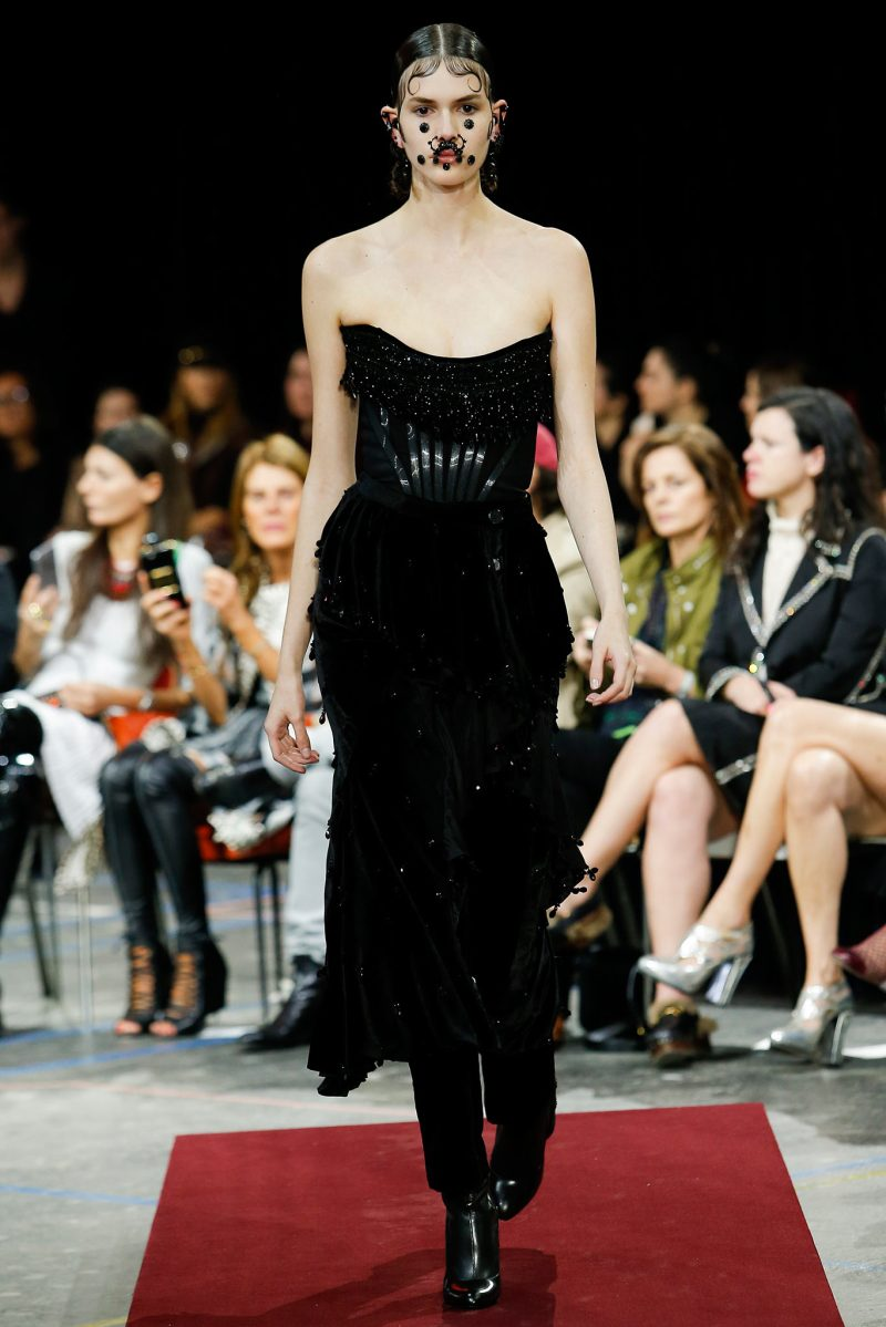 Givenchy Ready to Wear FW 2015 PFW (47)