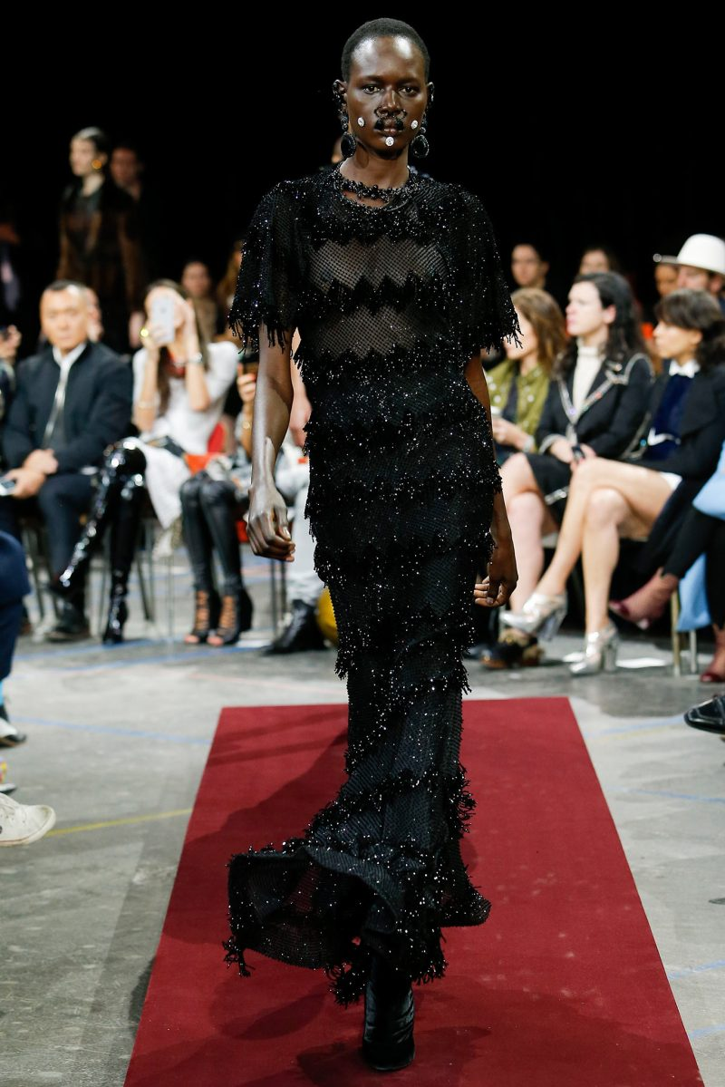 Givenchy Ready to Wear FW 2015 PFW (49)