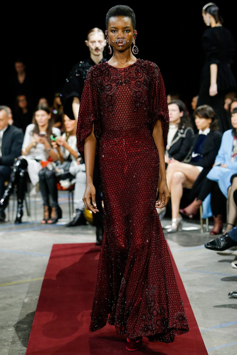 Givenchy Ready to Wear FW 2015 PFW (51)