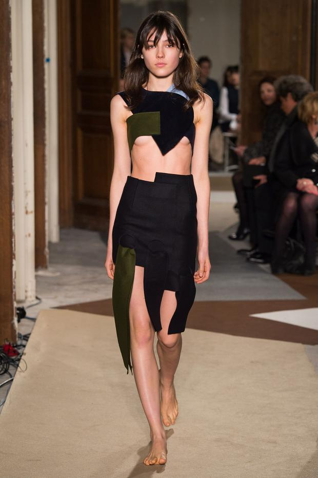 Jacquemus Ready to Wear FW 2015 PFW (2)
