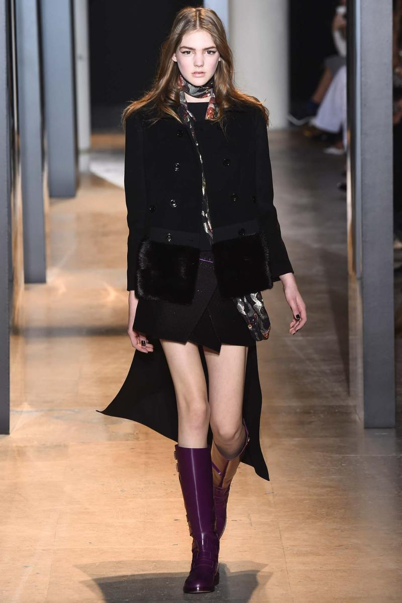 John Galliano Ready to Wear FW 2015 PFW (13)