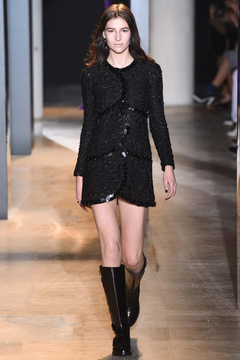 John Galliano Ready to Wear FW 2015 PFW (27)