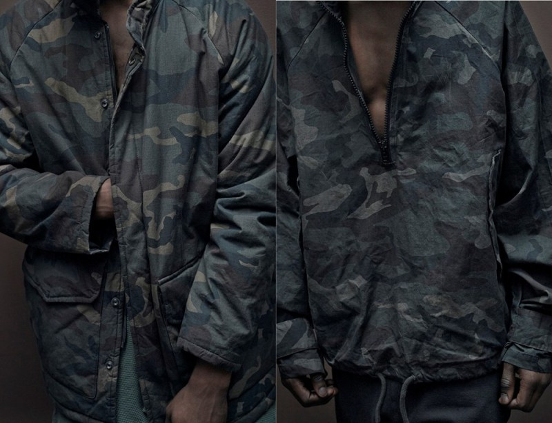KANYE WEST X ADIDAS WEST YEEZY SEASON 1 LOOKBOOK (5)