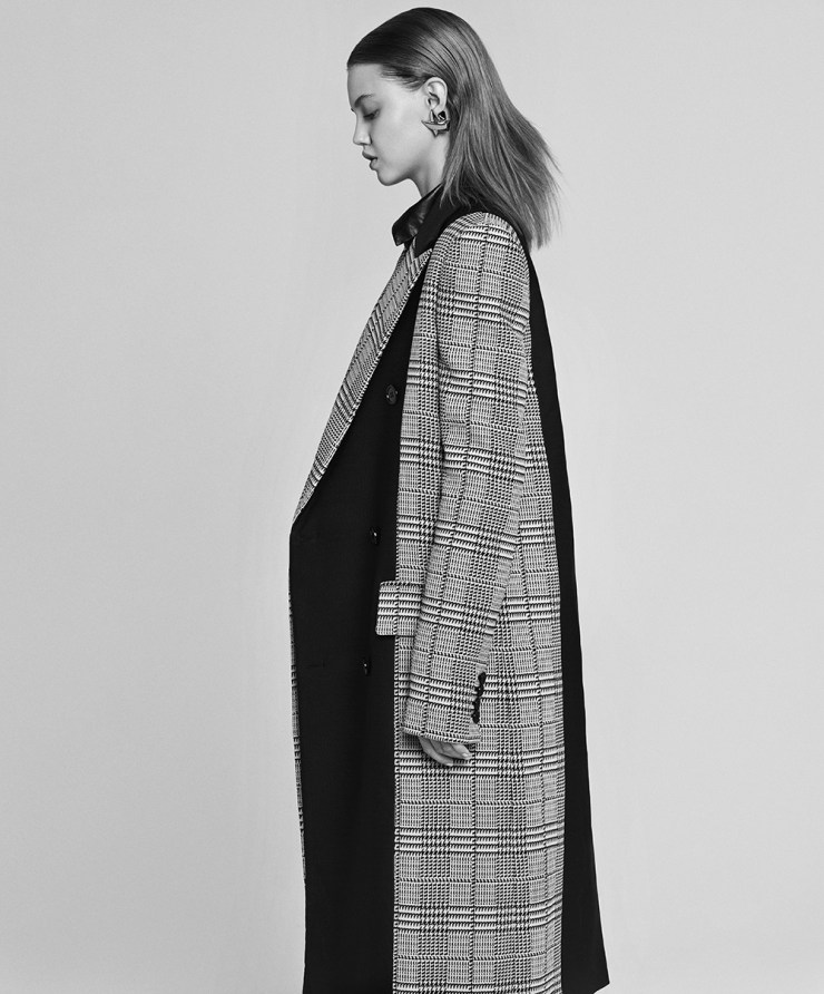 Lindsey Wixson by photographer Hong Jang Hyun