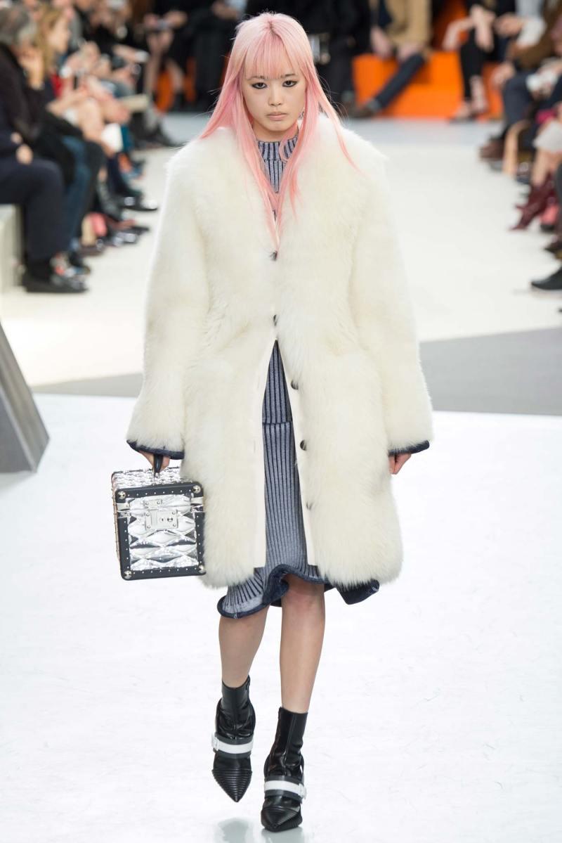 Louis Vuitton Ready to Wear FW 2015 PFW (3)