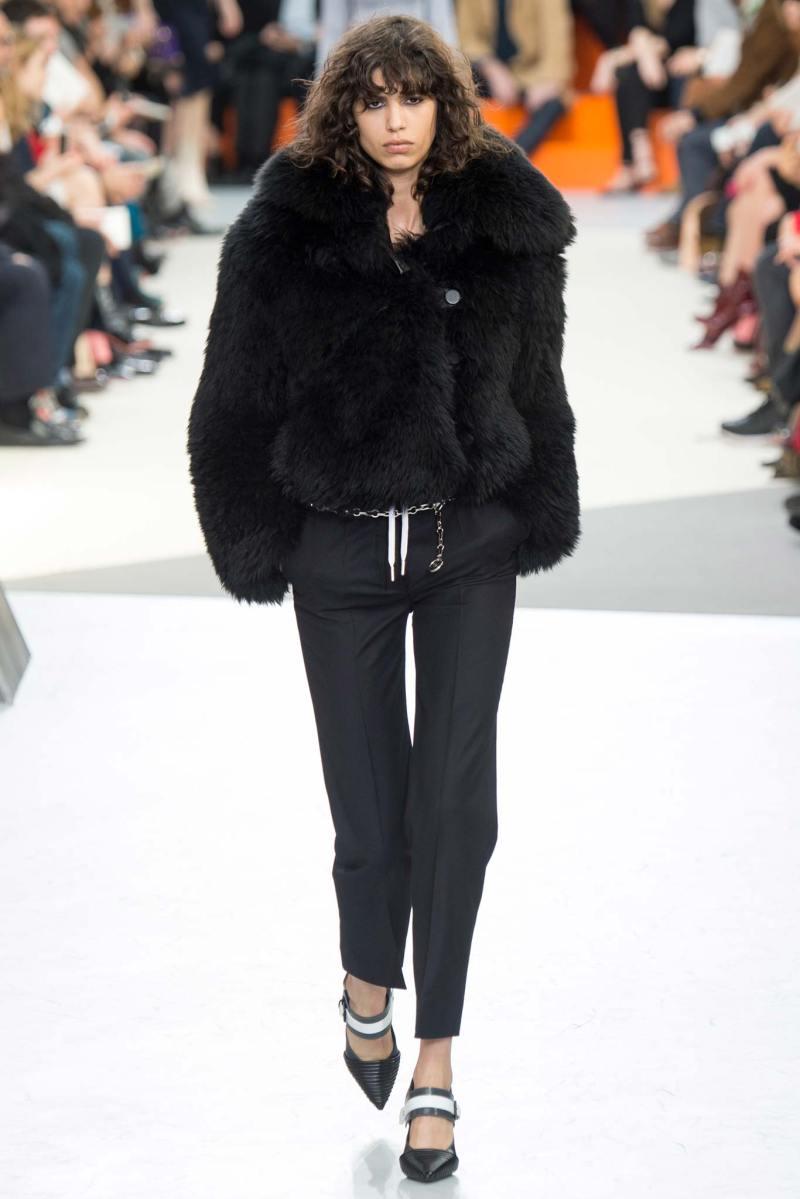 Louis Vuitton Ready to Wear FW 2015 PFW (4)