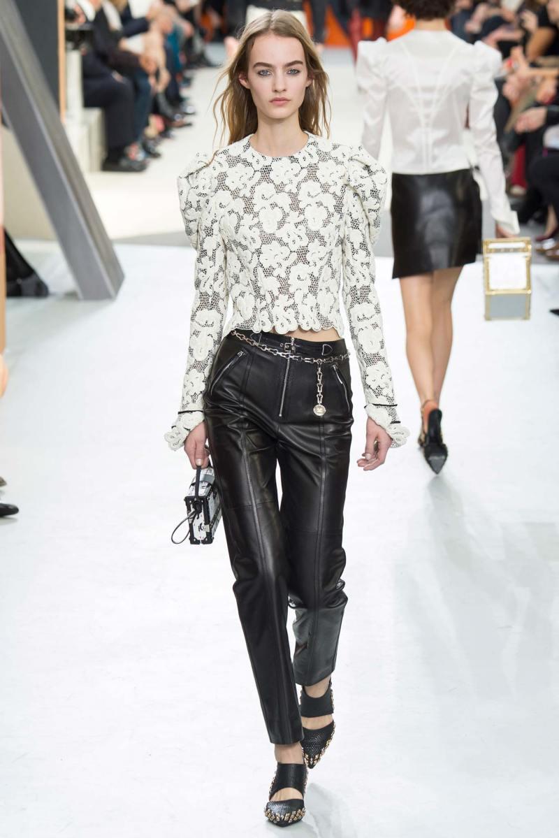 Louis Vuitton Ready to Wear FW 2015 PFW (47)